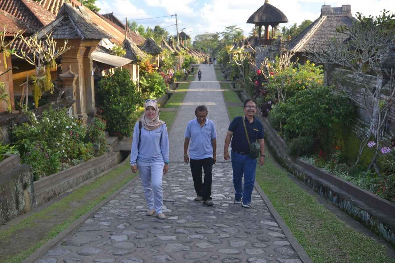 Berita Magelang Kawasan Adat Penglipuran Bali Jadi